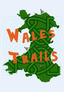Wales Trails Cycling Route