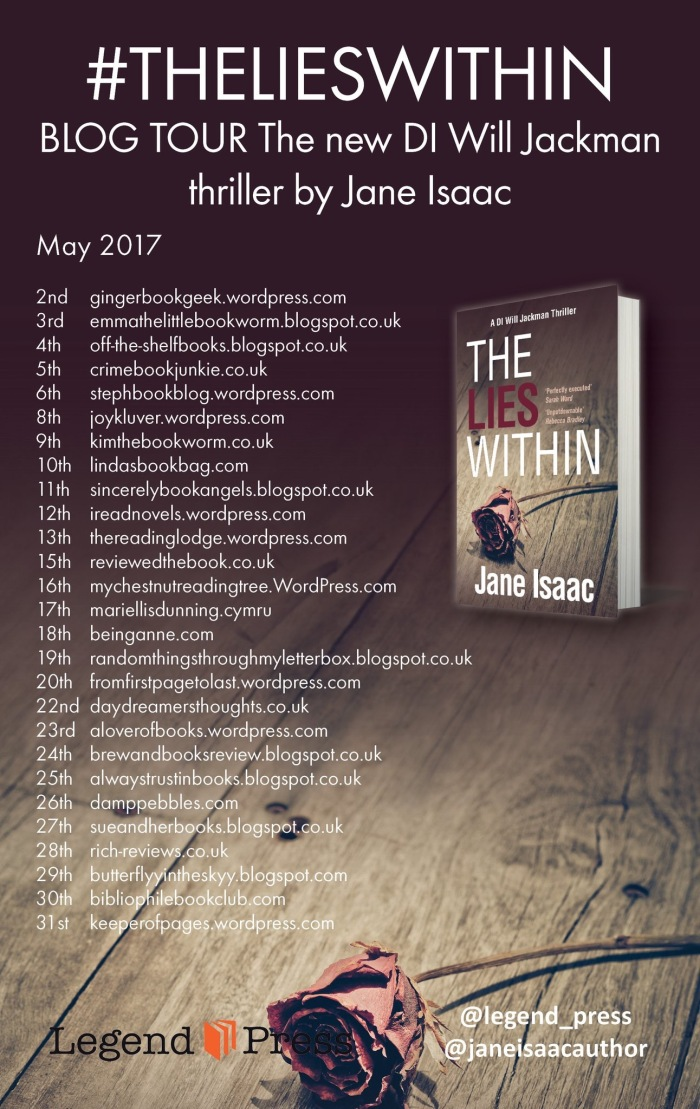The Lies Within by Jane Isaac: Book Review